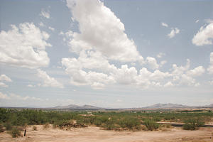 View of San Pedro Valley in southern Arizona from Benson, Ariz., includes Pomerene, a town founded by early Latter-day Saint settlers.
