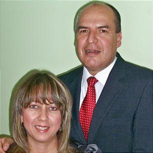 Liliana and Nelson Ardila