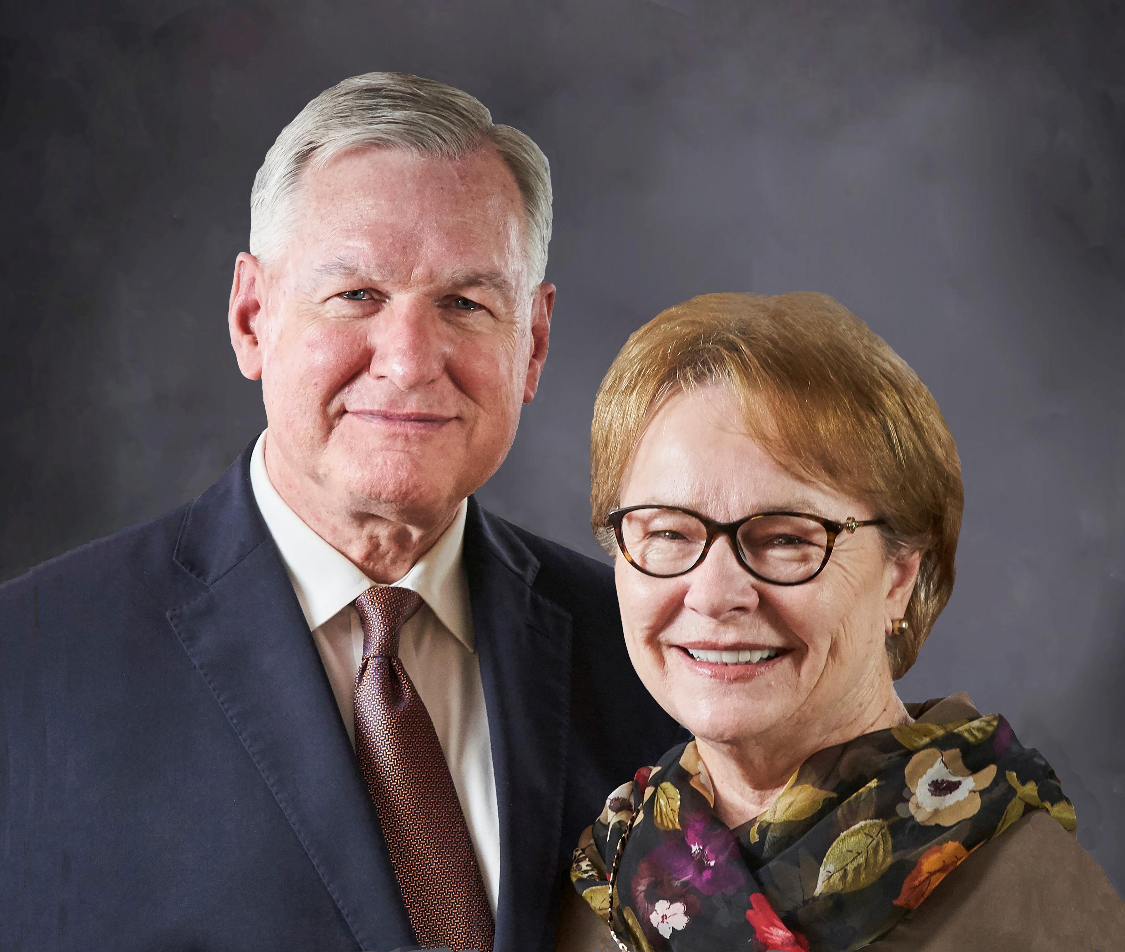 Stephen L. and Dorothy H. Fluckiger