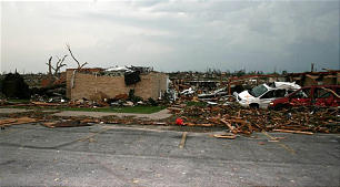 Joplin stake center view from afar.