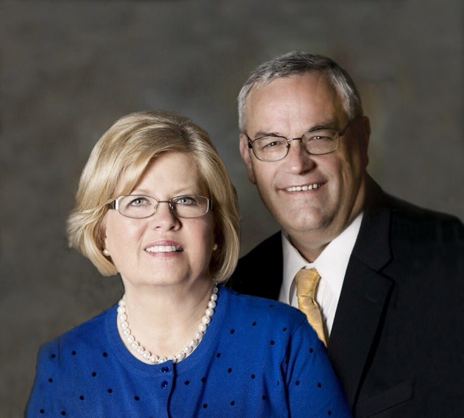 Donna H. and Max L. Checketts