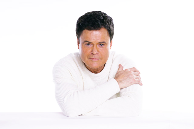Donny Osmond is a singer, dancer, actor, recording producer and TV star.
