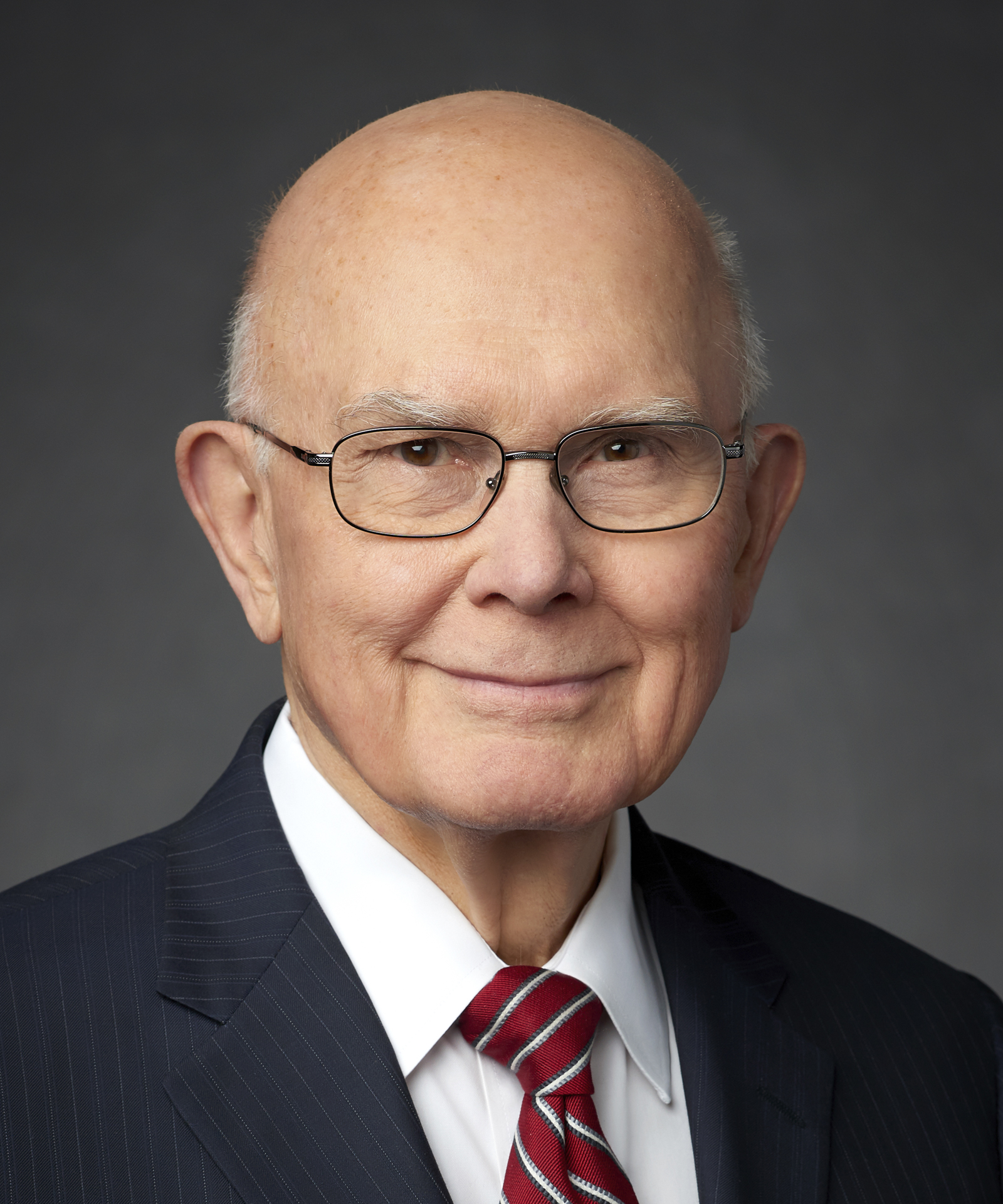 President Dallin H. Oaks, first counselor in the First Presidency.