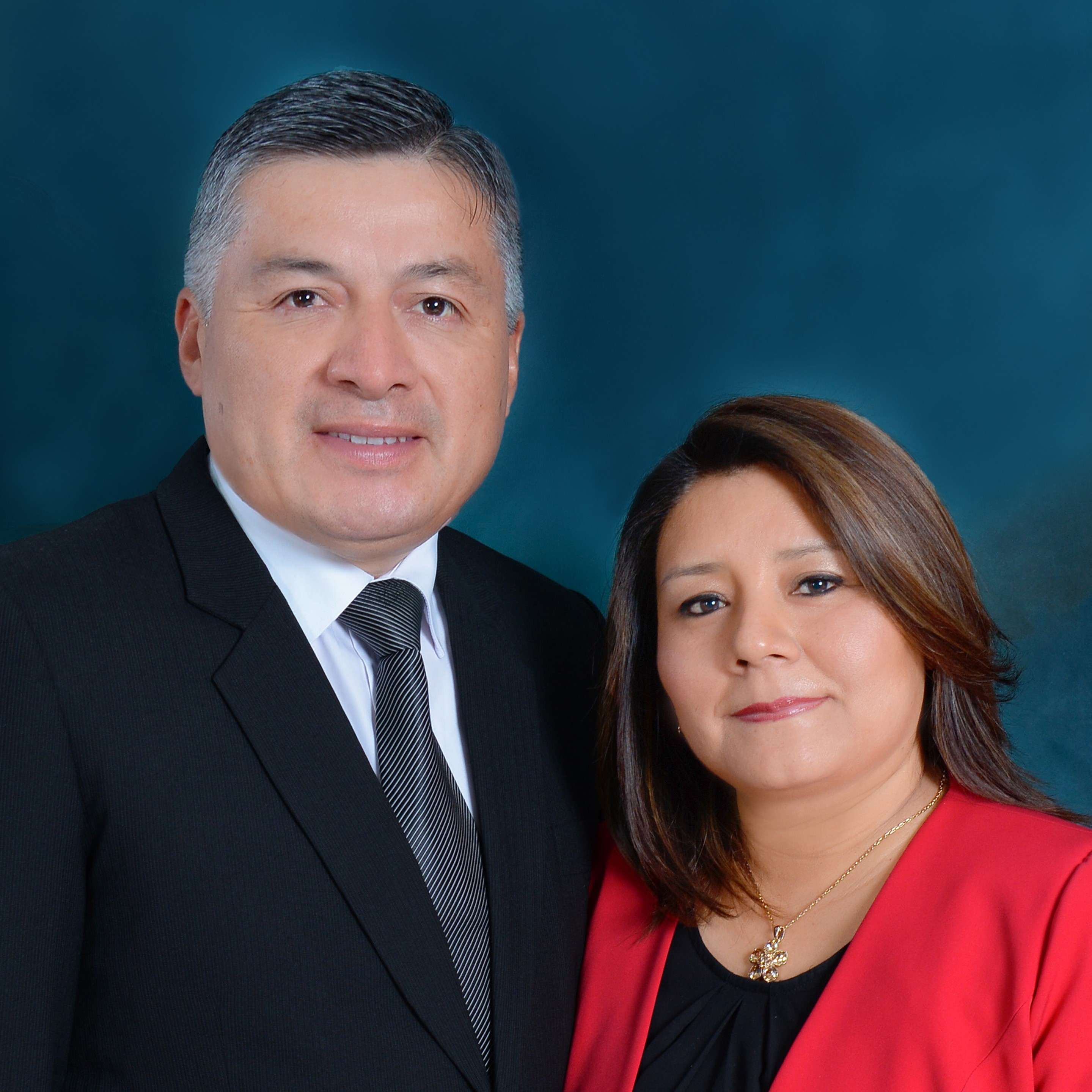 Fernando García Carrion and Carol G. Moreno de García