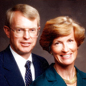 Theodore and Charlotte Jacobsen