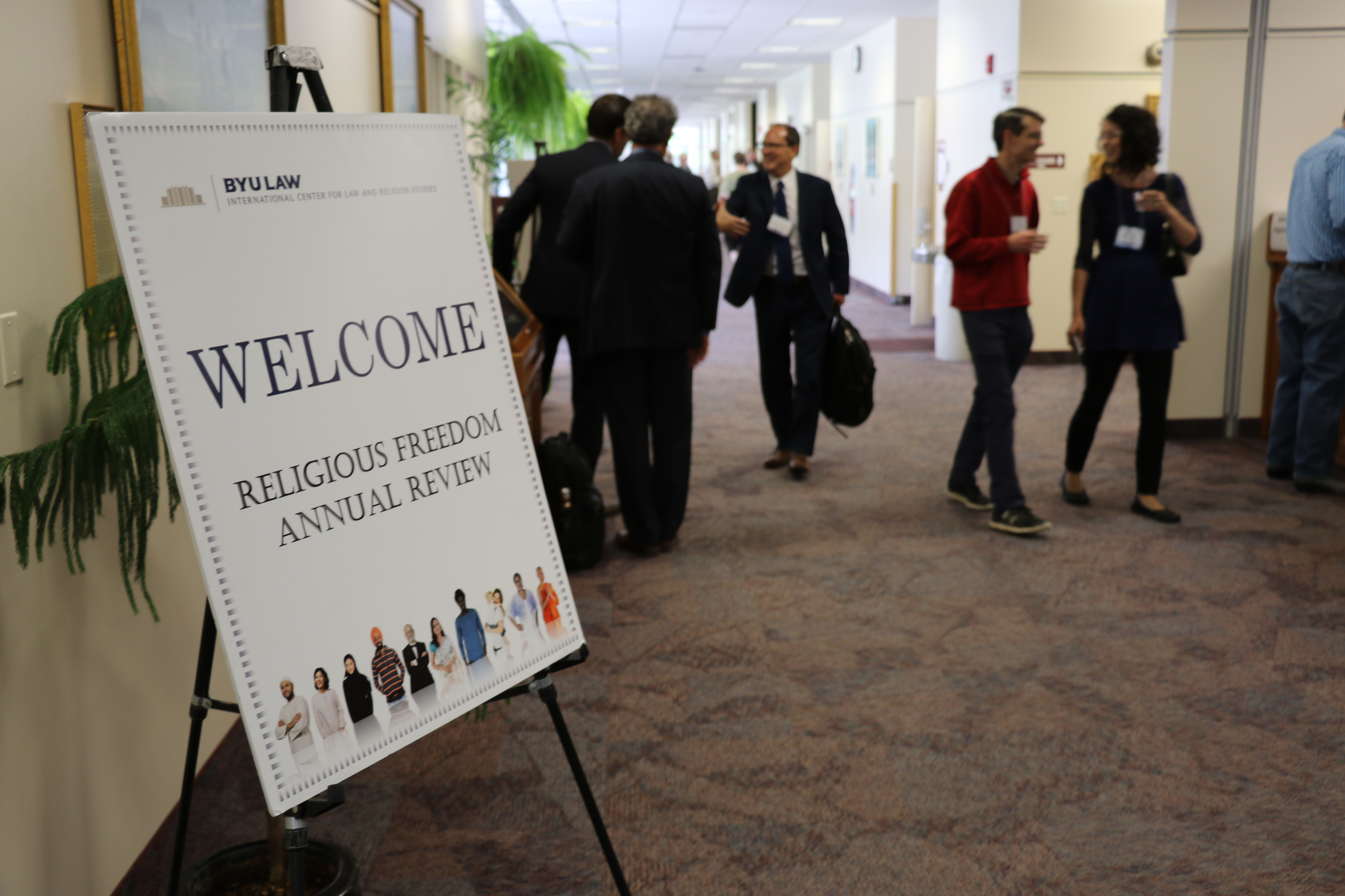 Subjects discussed at the recent Religious Freedom Annual Review at BYU included a panel discussion of protecting religious freedom at public schools.