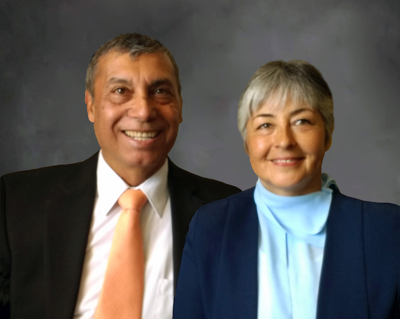 Carlos R. and Cristina S. Chávez