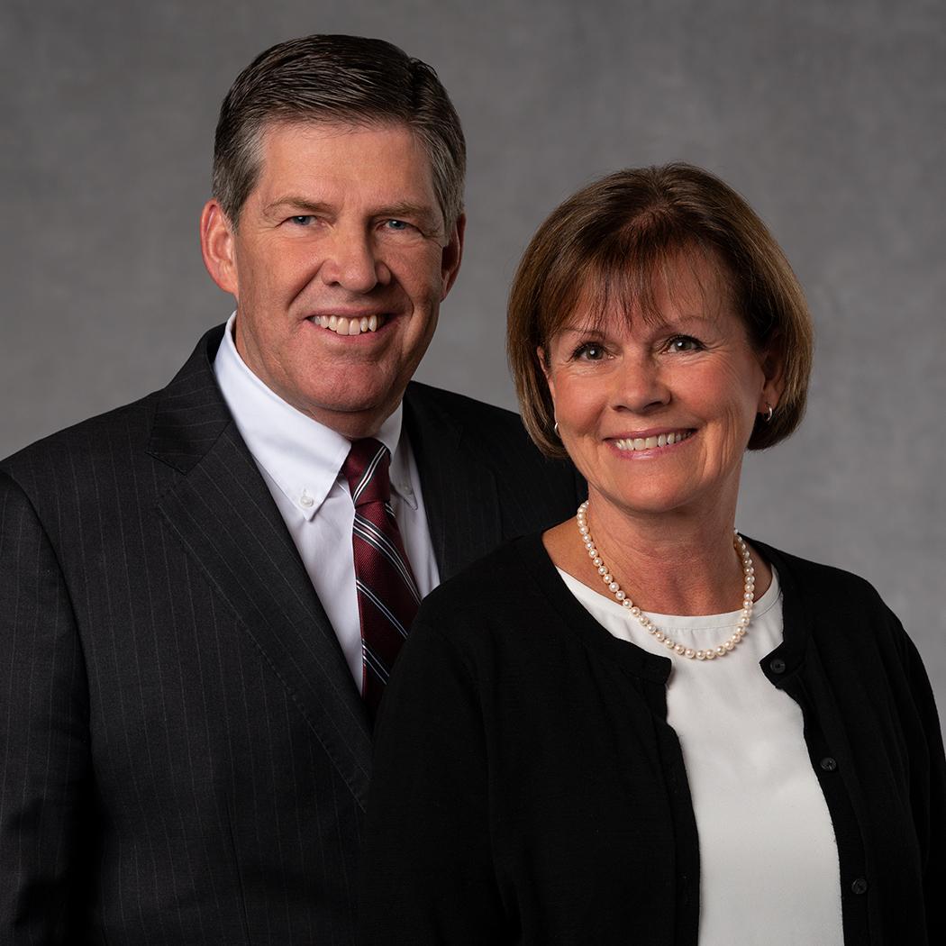 Alan B. and Susan F. Tingey