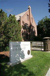 BYU's Museum of Peoples and Cultures is located in Allen Hall on the school's Provo campus.