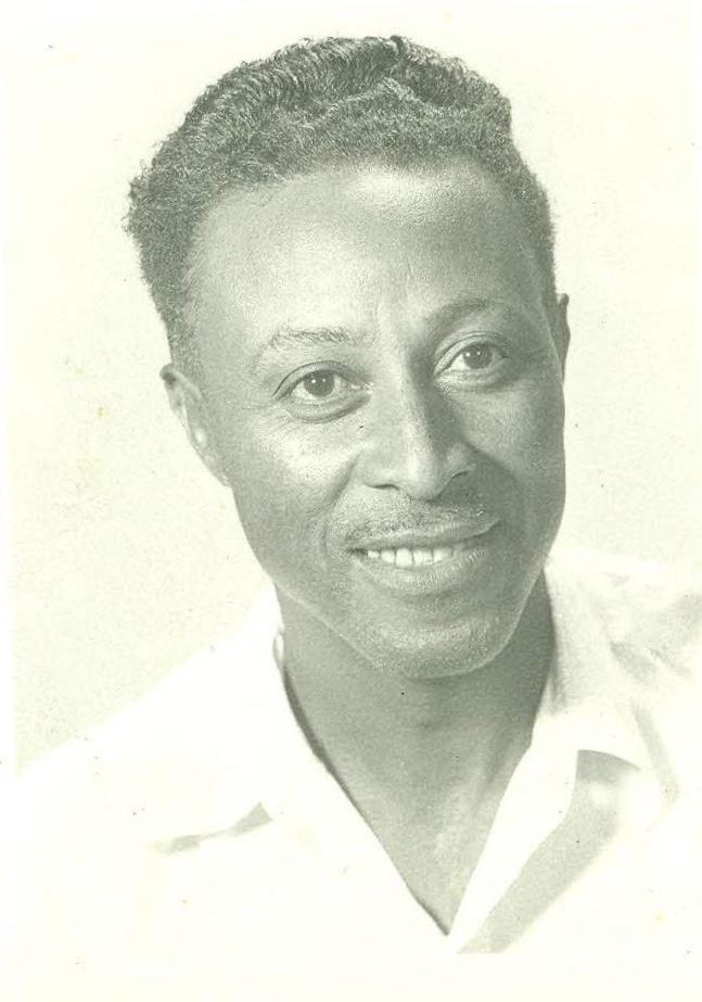 Portrait of Harry Bailey Jr.