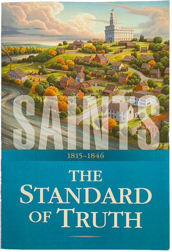 """The first volume in the new history of the Church series, titled """"The Standard of Truth,"""" will be available on Sept. 4, 2018, in 14 languages digitally and in print in English. Print editions in other languages will follow before the end of the year."""