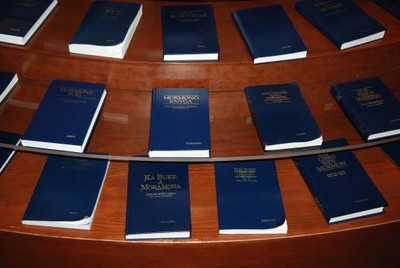 To date, the Book of Mormon has been fully translated into 82 languages and partially translated in 25 more.