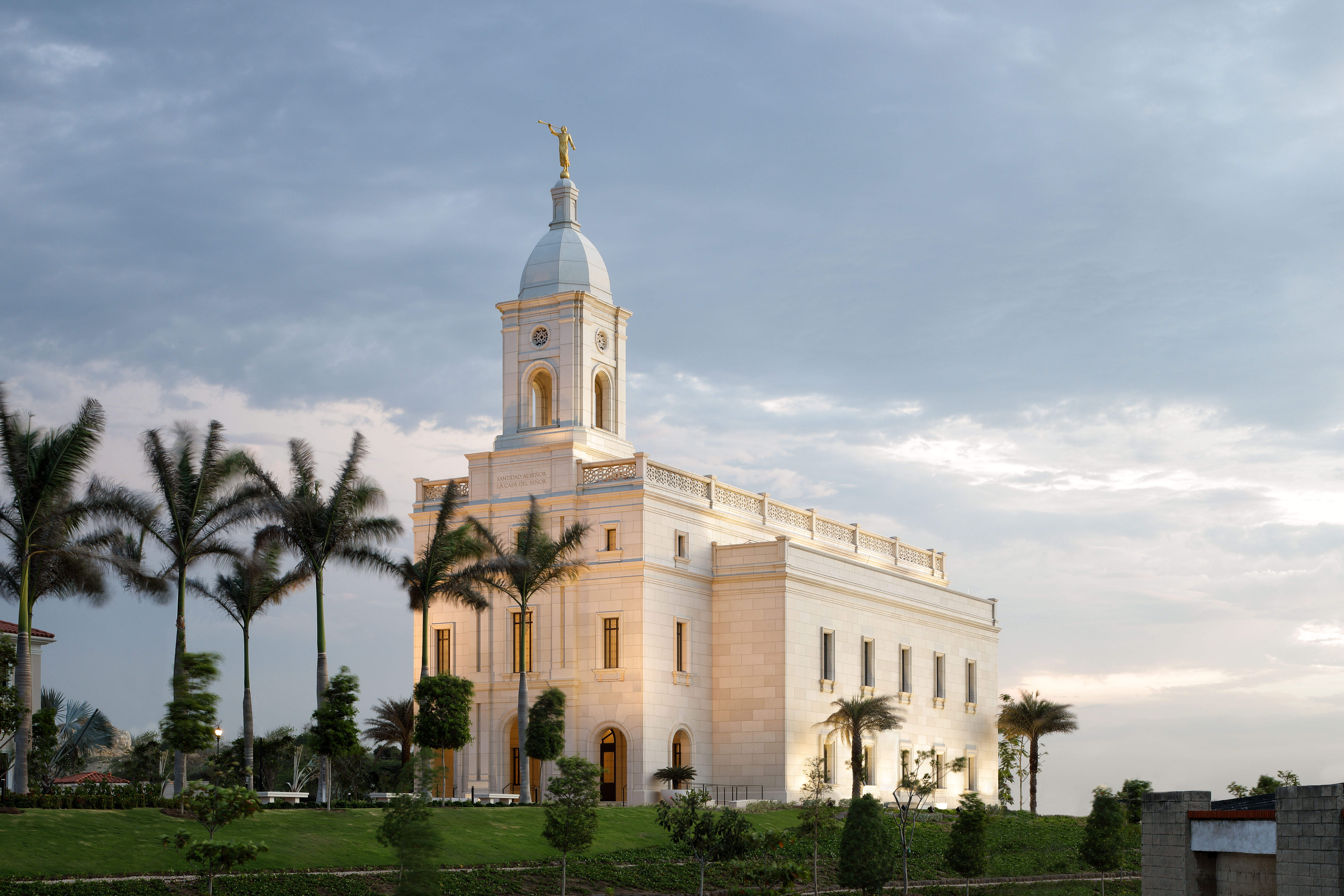 The Barranquilla Colombia Temple will be dedicated on Dec. 9.