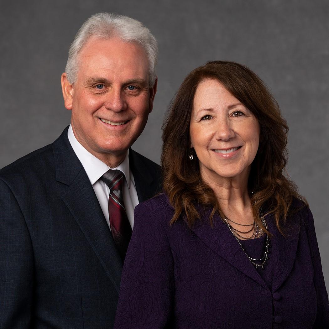 Frank B. and Linda Parker