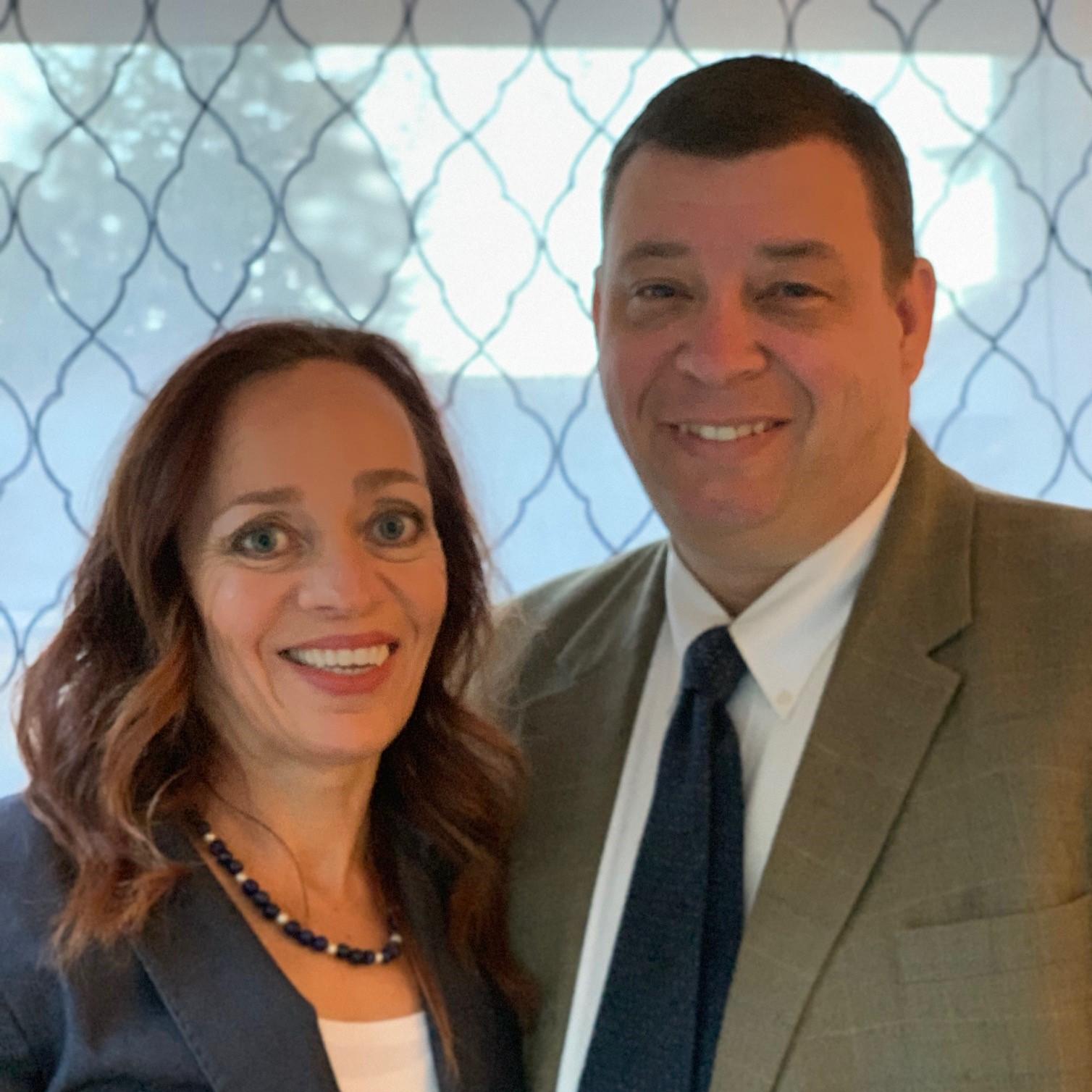 Tina M. Gehring and Jacob G. Gehring