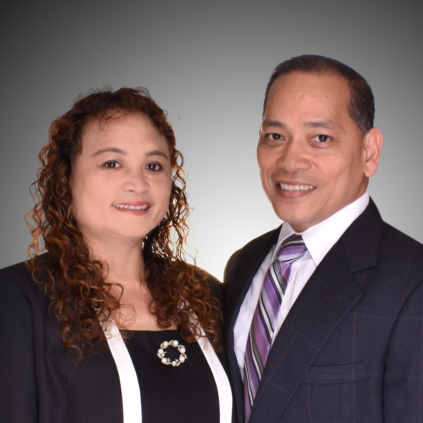 Leah and Rogelio D. Montemayor Jr.