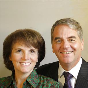 Rachelle and David B. Ostler