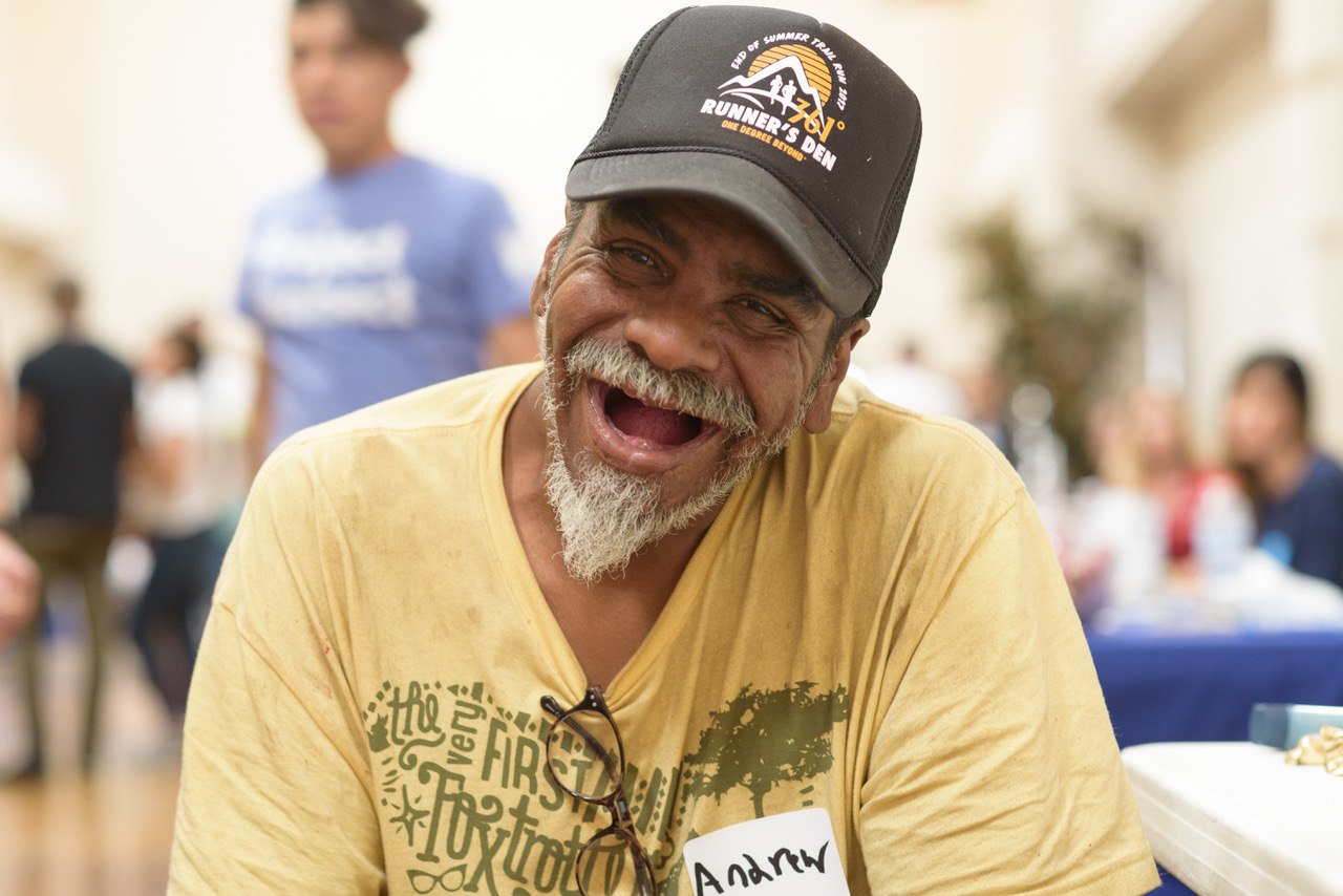 With the help of the Church's JustServe program, a Project Connect event in Mesa, Arizona, was able to provide services to more than 400 people experiencing homelessness from surrounding areas.