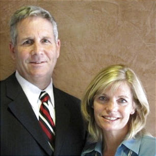 Bruce E. and Kathryn Ghent