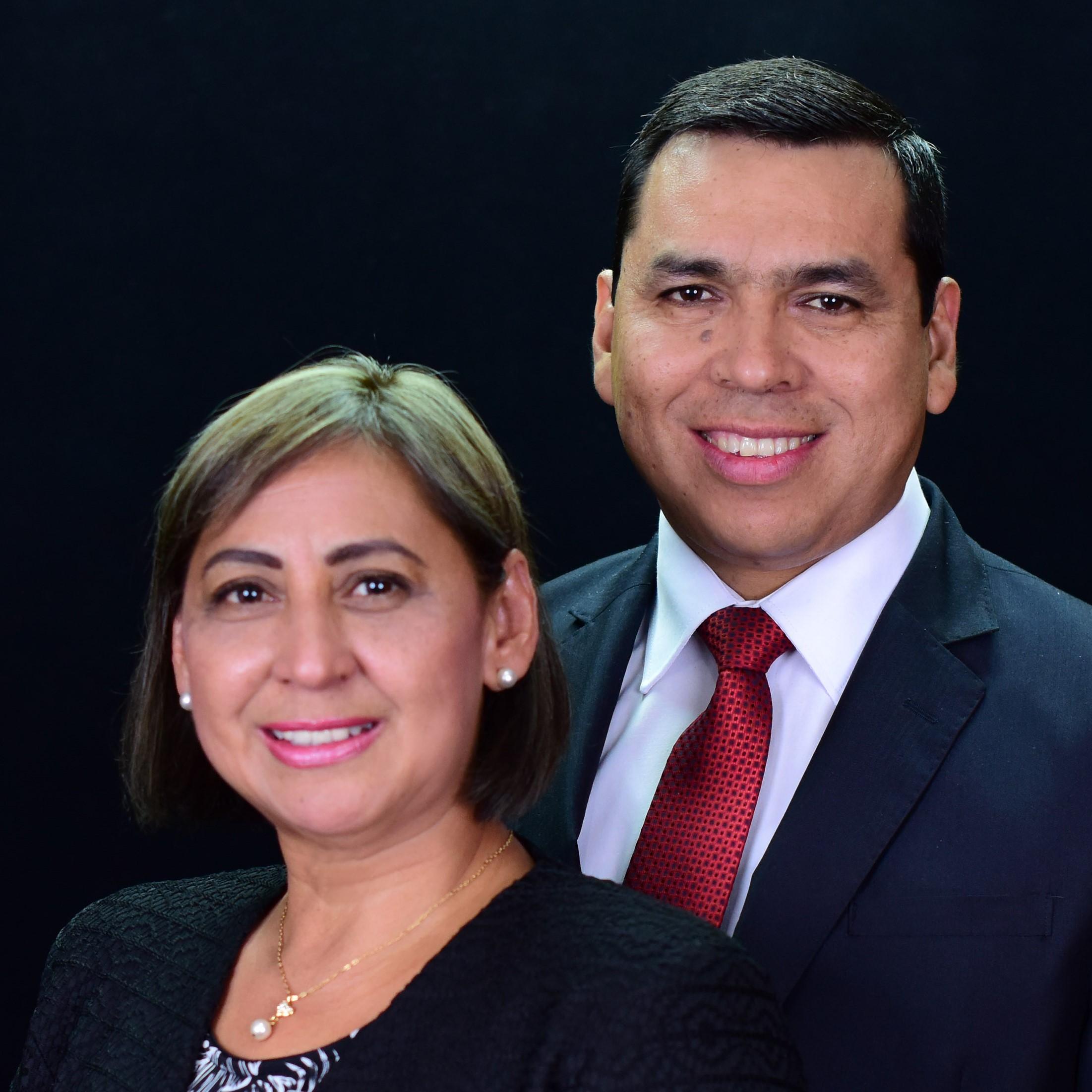 Lilian M. and Carlos R. Cabrera Rondón