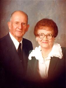 Lester and Alice Hansen