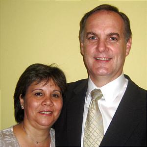 Mercedes and Ernesto a. Da Silva