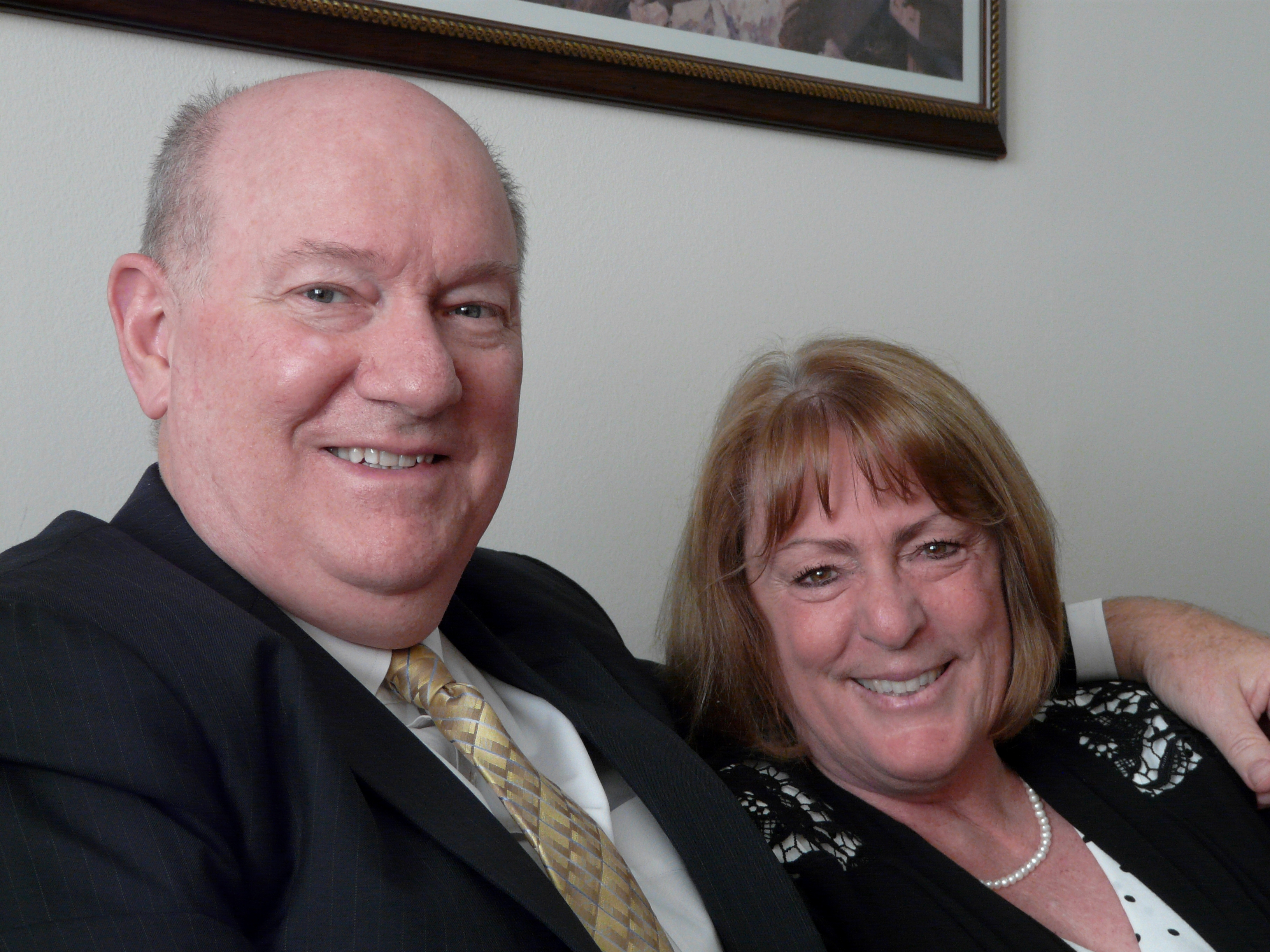 President Stephen Davis and Sister Mary Davis oversee missionary work in Bulgaria and other countries in the Bulgaria-Central Eurasian Mission, employing the help of technology to span distances.
