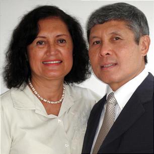Tarita and Benjamin T. Sinjoux