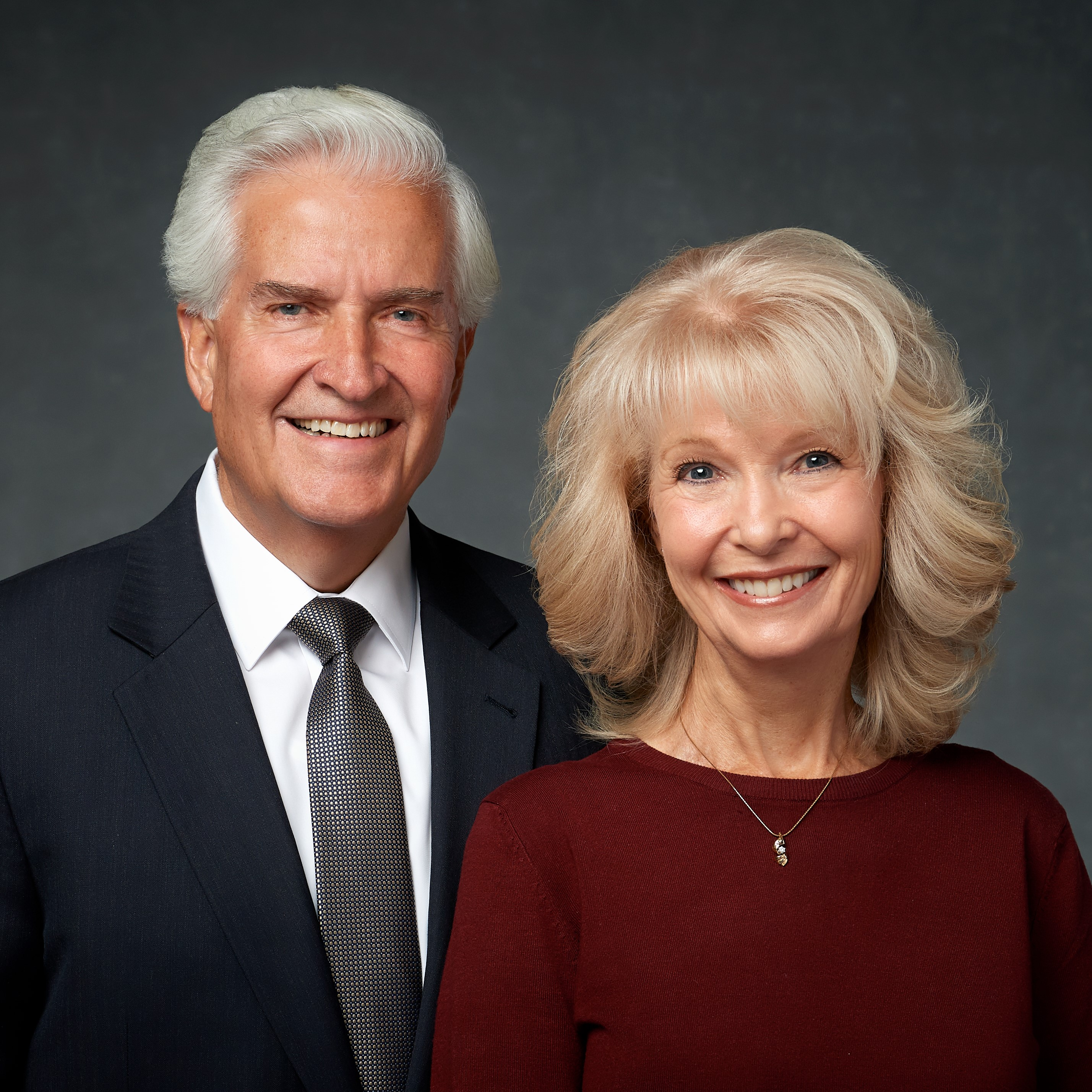 Larry K. and Laurie Beardall