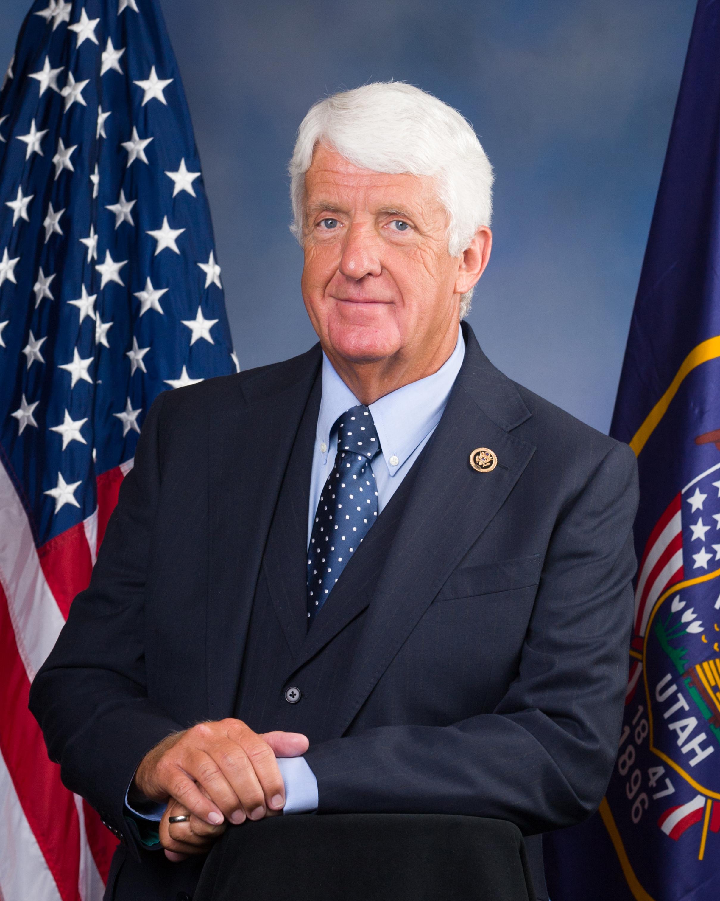 Rep. Rob Bishop (R-Utah)