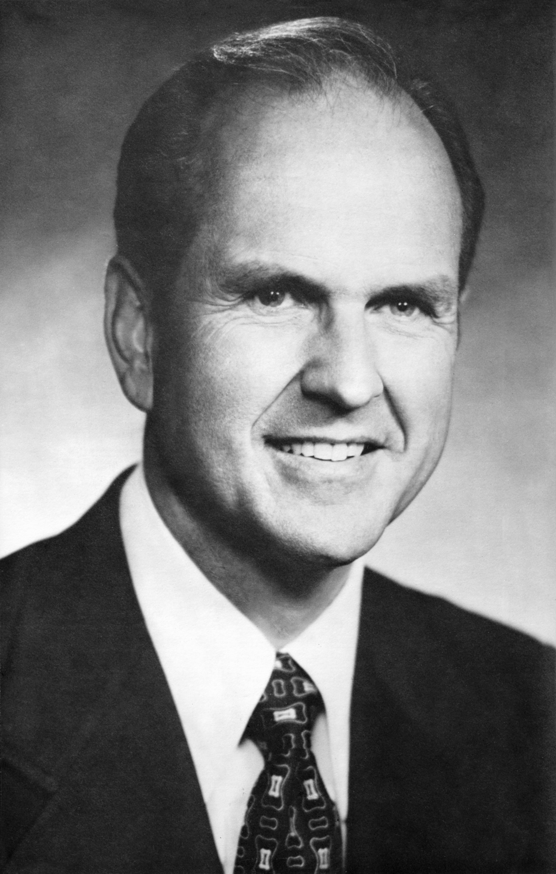 Brother Russell M. Nelson when he was called as the Sunday School general president of the Church in 1971.