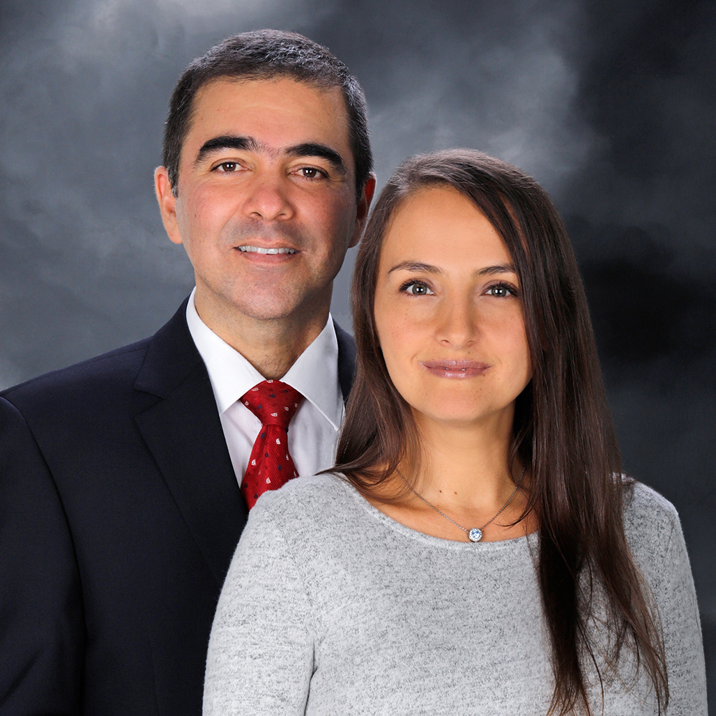 Andres and Sandra Escobar de Villegas