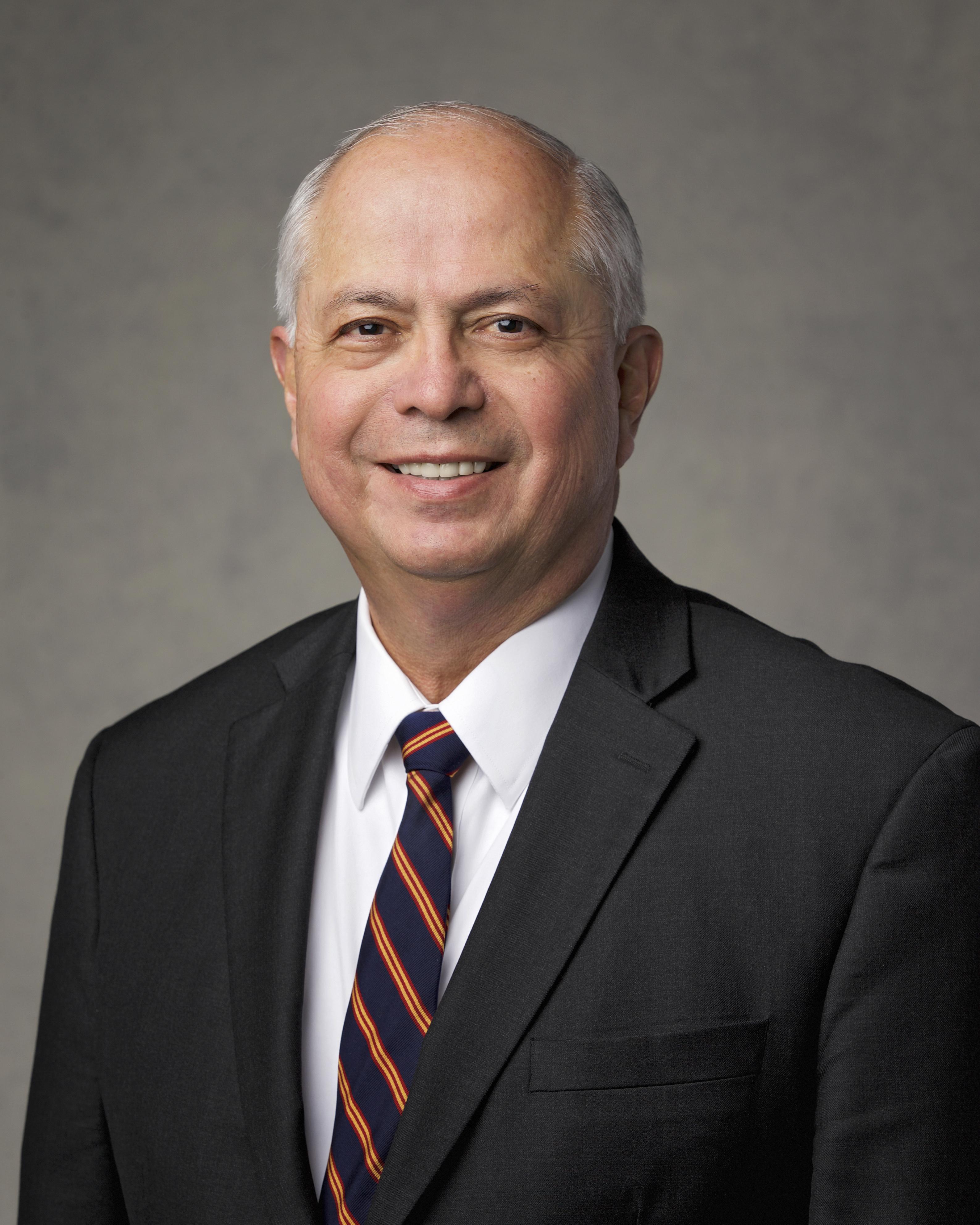 Elder Larry J. Echo Hawk, emeritus General Authority Seventy