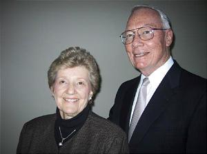Carolyn and Elder Dennis E. Simmons