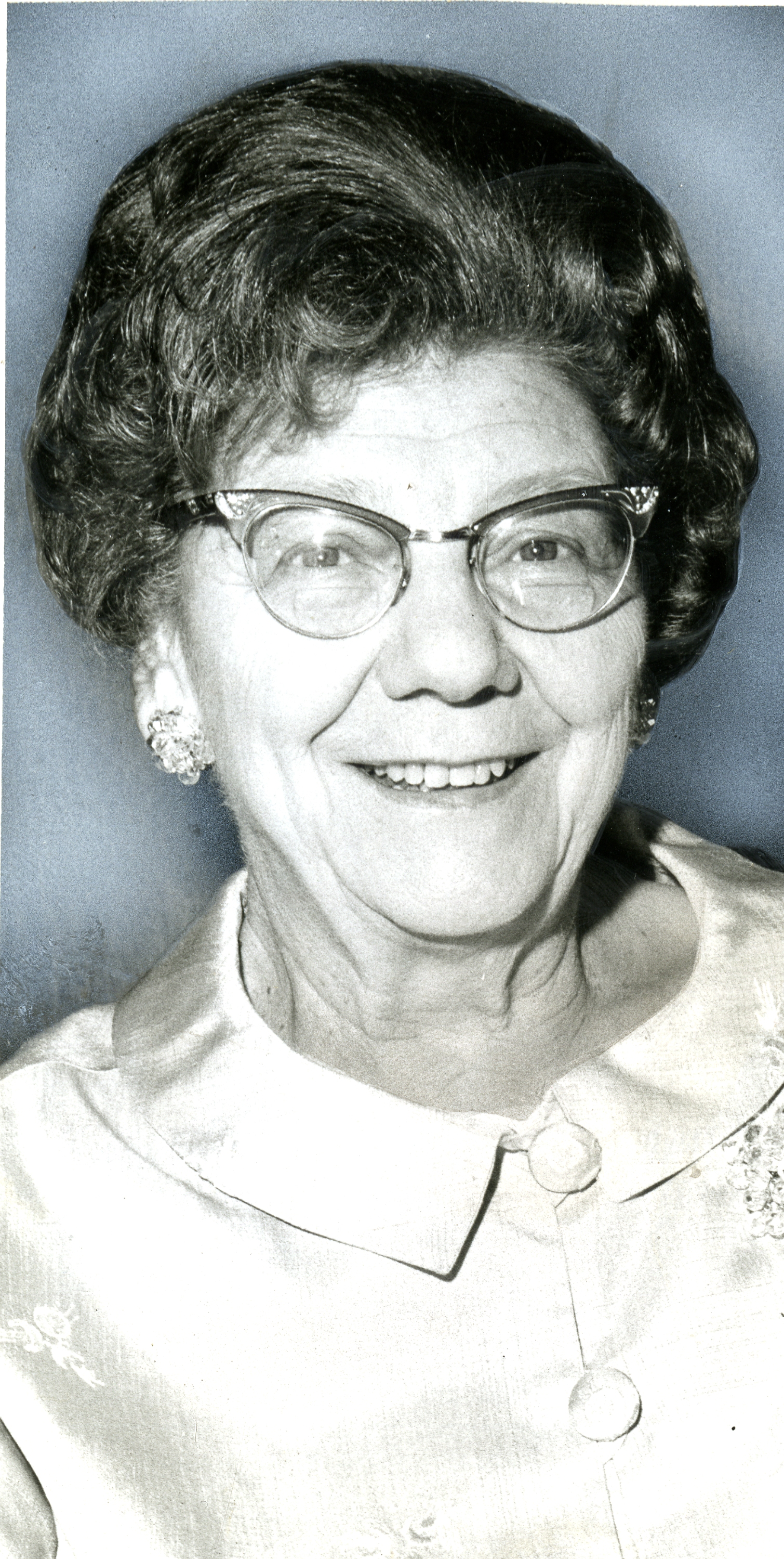 Sister LaVern Parmley served as Primary general president from 1951 to 1974.