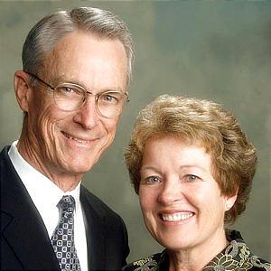 Phillip and Elizabeth Freestone