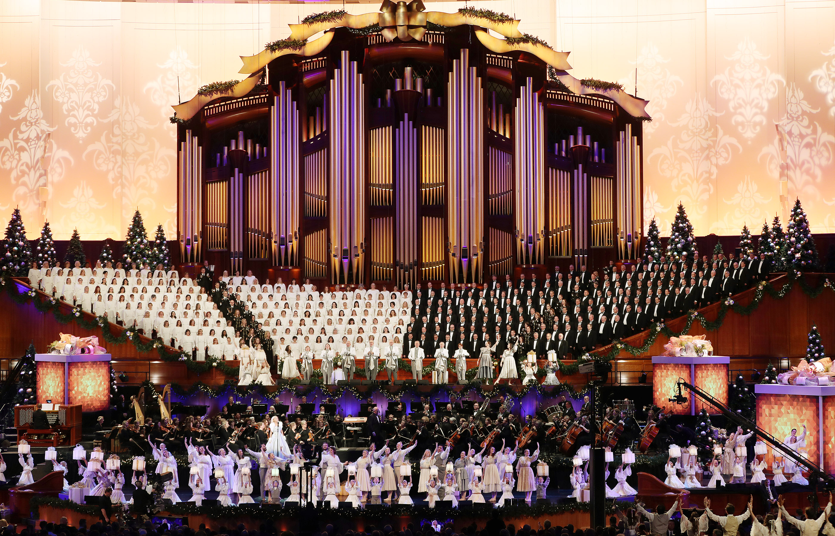 Christmas Concerts Near Me.Here S How To Get Tickets To The 2019 Tabernacle Choir