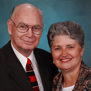 Stephen and Shirley Hadley