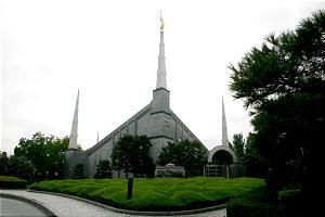 Seoul Korea Temple