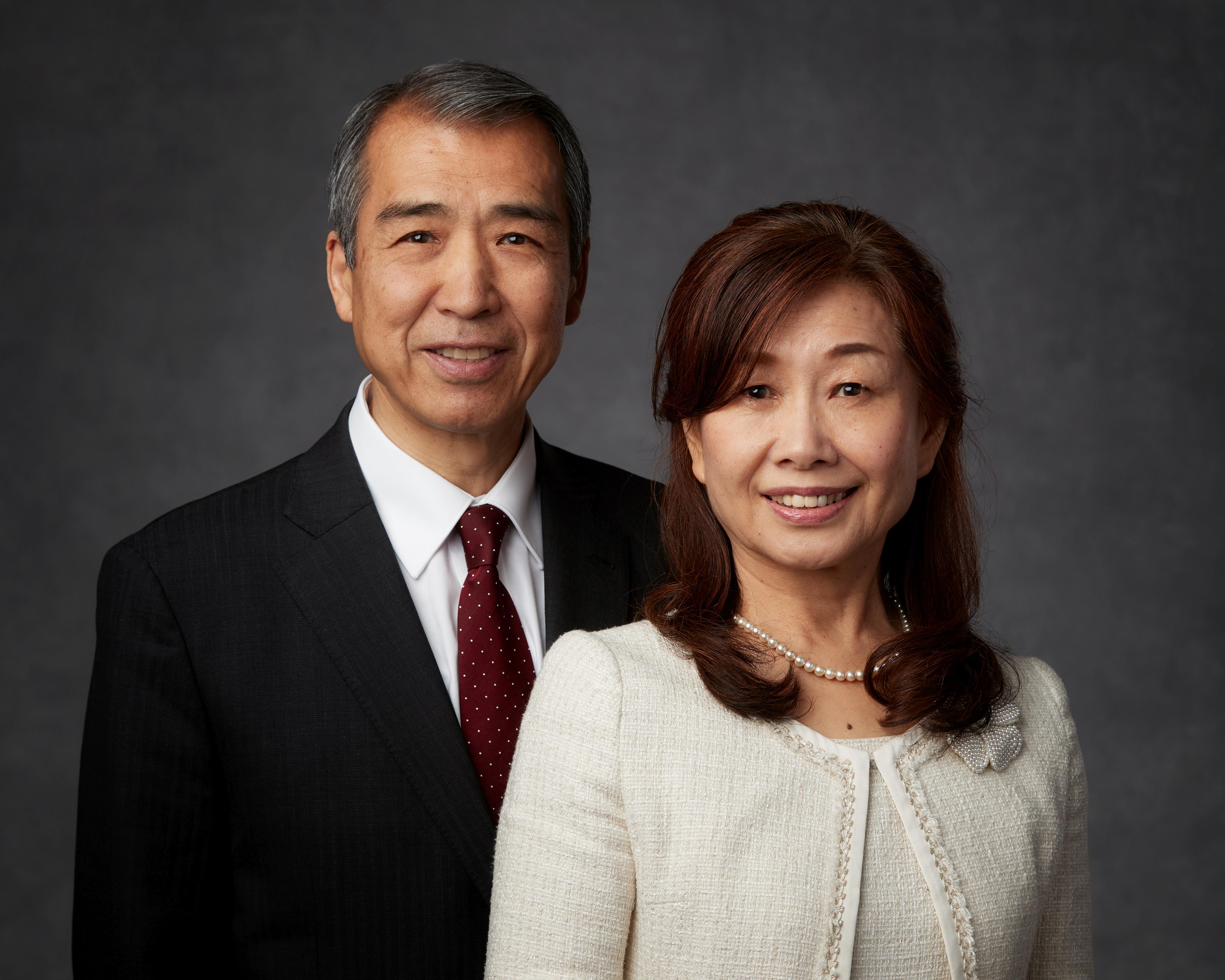 Yutaka and Noriko M. Onda
