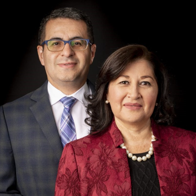 J. Francisco and I. Lucrecia Piedrasanta de Dubón