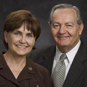 Wendy Josinette and Anthony Ivins Jr. Bentley