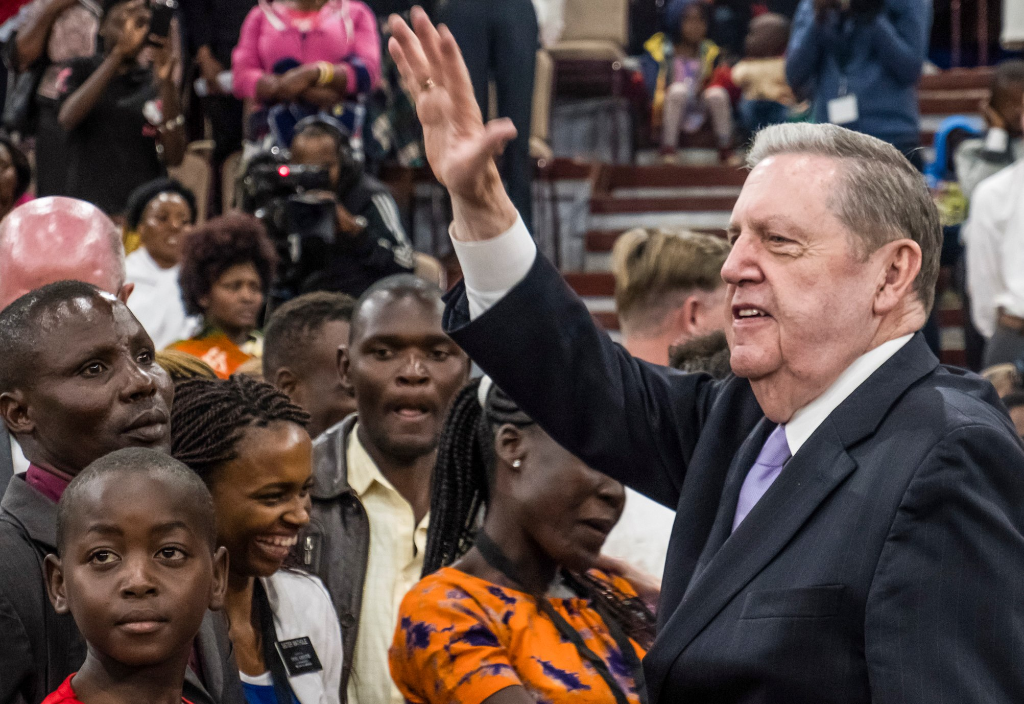 Elder Holland turns 79 years old today. Here's a look at what he's been up to this year