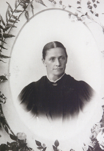 Elisabeth Zoebeli Ringger, 1853-1955, grandmother of Elder Hans B. Ringger of the First Quorum of the Seventy