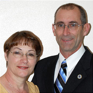 Julie M. and Michael W. Thornock