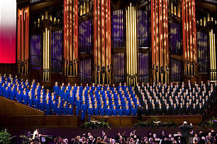 Mormon Tabernacle Choir's YouTube Channel: 'Accessible for