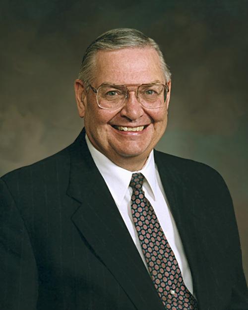 Elder William R. Bradford, emeritus General Authority Seventy