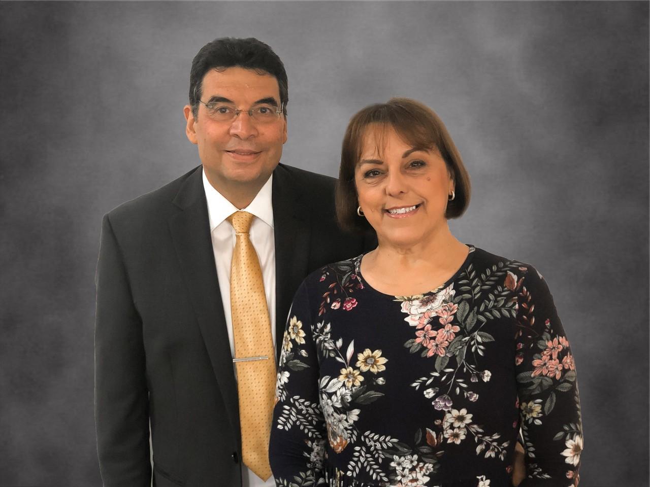 Getulio W. and Cintia N. Silva