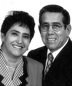 Delia and Jerry Villarreal
