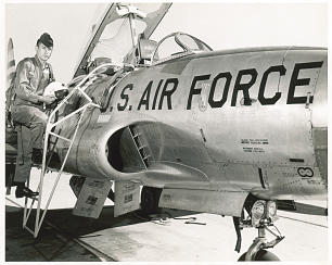 In a reciprocal arrangement between the German and U.S. governments, Dieter F. Uchtdorf received fighter-pilot training in Texas and Arizona.
